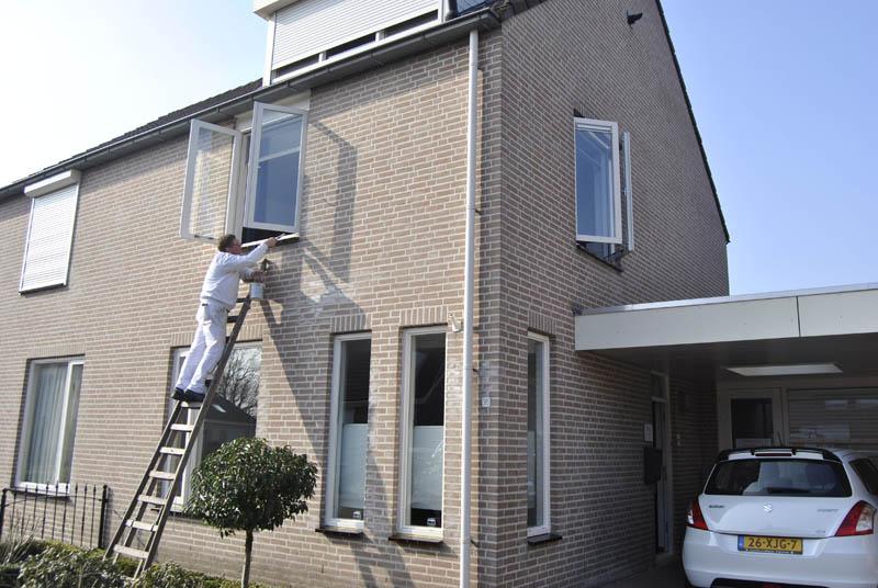 Huis schilderen Breda