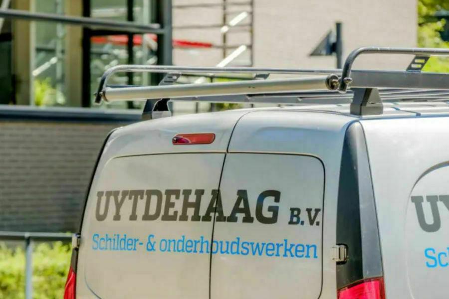 Milieuvriendelijk schilderen Breda